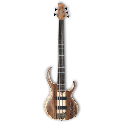 Ibanez BTB745 BTB Standard 5-String Electric Bass Guitar (Natural Low Gloss)