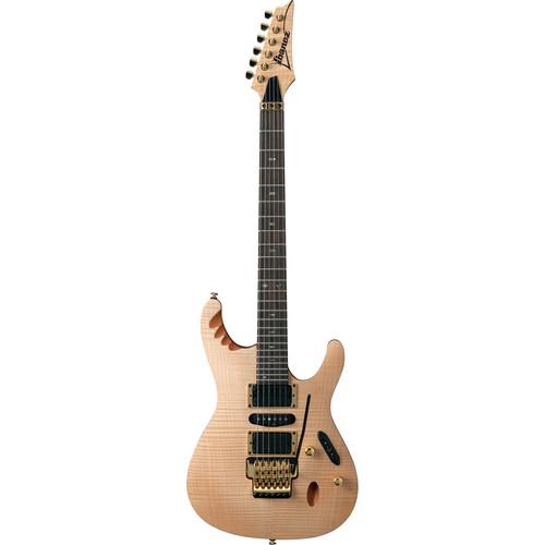 Ibanez EGEN8 Herman Li Signature Series Electric Guitar (Platinum Blonde)