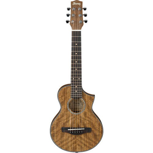 Ibanez EWP14 Piccolo Acoustic Guitar (Open Pore Natural)