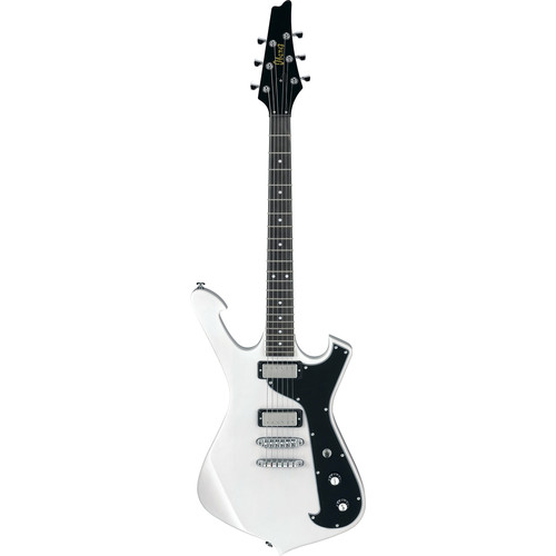 Ibanez Paul Gilbert Signature 6-String Electric Guitar (White Blonde)
