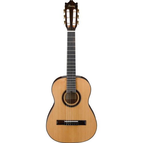 Ibanez GA15-1/2 Acoustic Classical Guitar (1/2 Size, Gloss)
