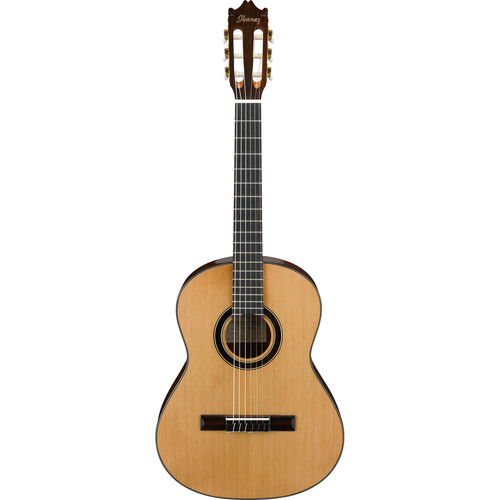 Ibanez GA15-3/4 Acoustic Classical Guitar (3/4 Size, Gloss)