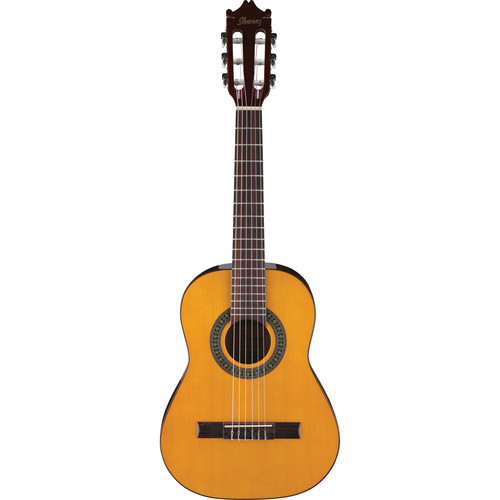 Ibanez GA1 Acoustic Classical Guitar (1/2 Size, Gloss)