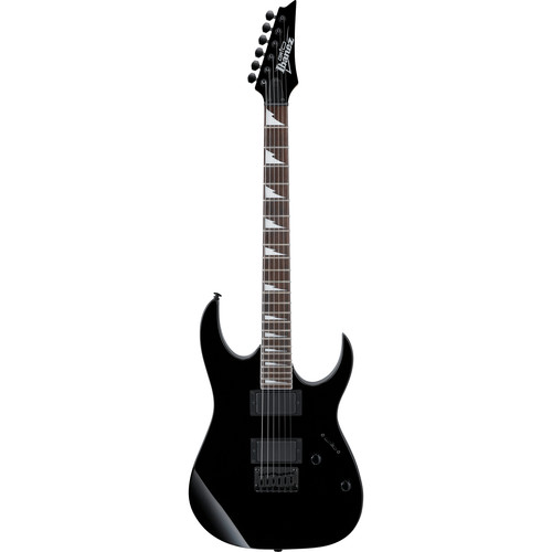 Ibanez GRG121DX GIO Series Electric Guitar (Black Night)