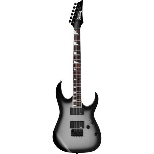 Ibanez GRG121DX GIO Series Electric Guitar (Metallic Gray Sunburst)