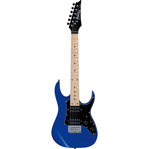 Ibanez GRGM21M miKro Series Electric Guitar (Jewel Blue)