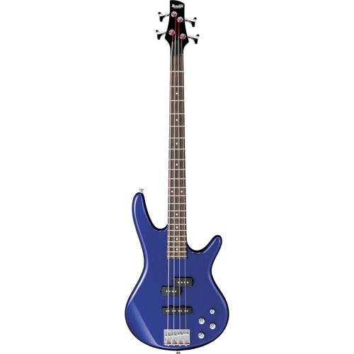 Ibanez GSR200 GIO Series Electric Bass (Jewel Blue)
