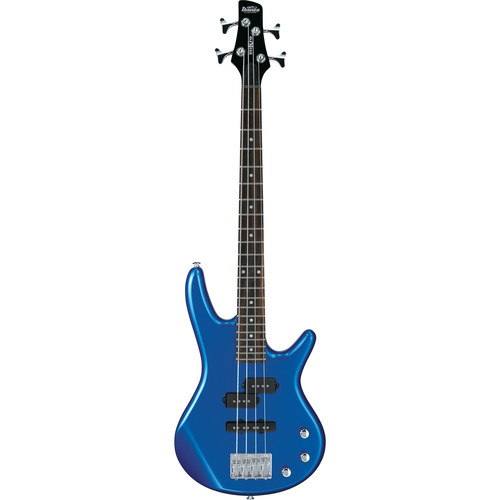 Ibanez GSRM20 miKro Short-Scale 4-String Bass (Starlight Blue)