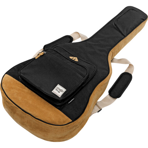 Ibanez IAB541-BK POWERPAD Gig Bag for Acoustic Guitars (Black)