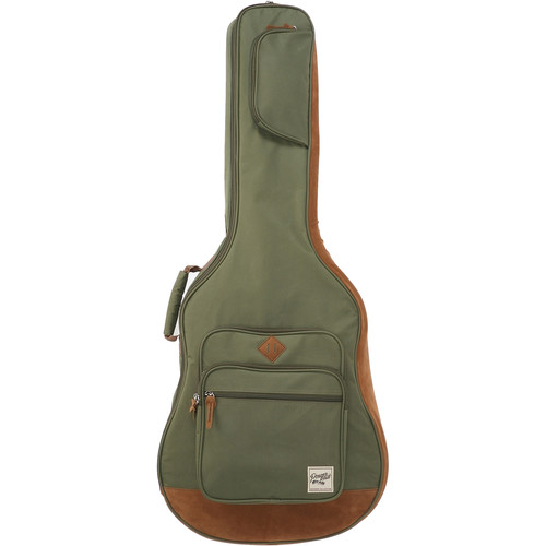 Ibanez Powerpad Gig Bag for Electric/Acoustic Guitar (Moss Green)