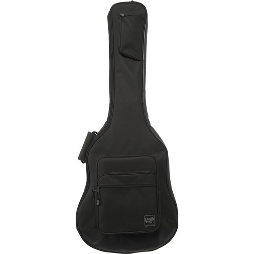 Ibanez Powerpad Gig Bag for Acoustic Bass - Synthetic Leather (Black)