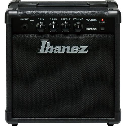 Ibanez IBZ10G 10W Guitar Combo Amplifier