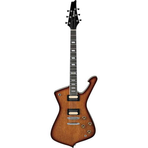 Ibanez IC520 X-Series Iceman Electric Guitar (Vintage Brown Sunbrust)
