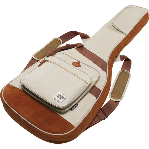 Ibanez IGB541-BE POWERPAD Gig Bag for Electric Guitars (Beige)