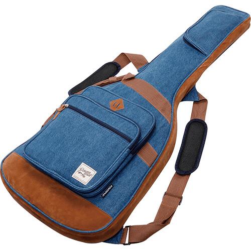 Ibanez IGB541 POWERPAD Gig Bag for Electric Guitars (Deep Blue)
