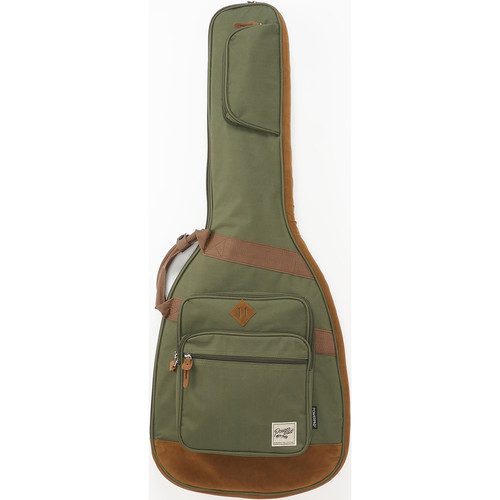 Ibanez IGB541 POWERPAD Gig Bag for Electric Guitars (Moss Green)