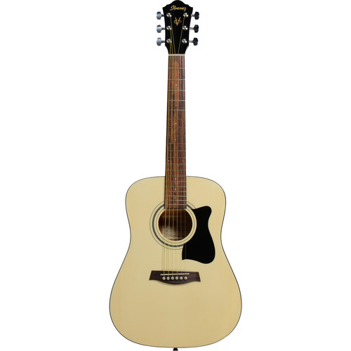 Ibanez IJV30 Jampack Acoustic Guitar Package - 3/4 Size Dreadnought Guitar (Natural)