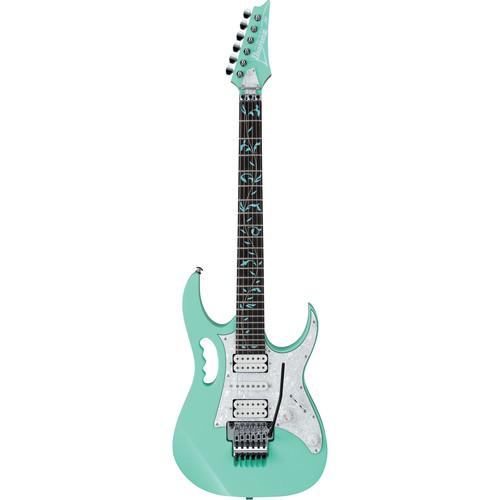 Ibanez JEM70V Steve Vai Signature Series Electric Guitar (Sea Foam Green)