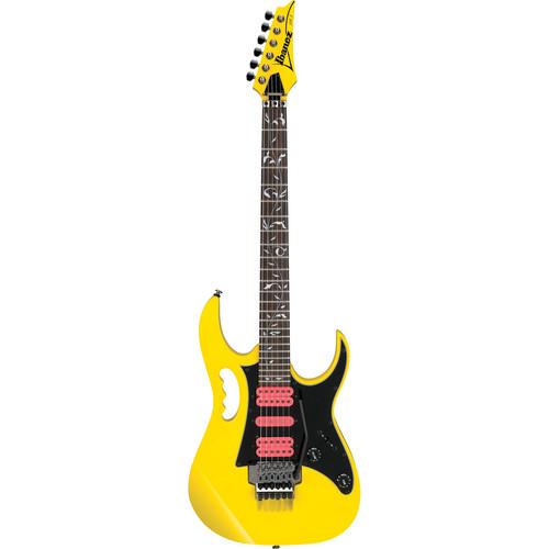 Ibanez JEMJRSP Steve Vai Signature Series Electric Guitar (Yellow)