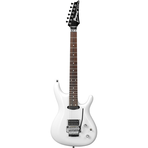 Ibanez JS140 Joe Satriani Signature Series Electric Guitar (White)