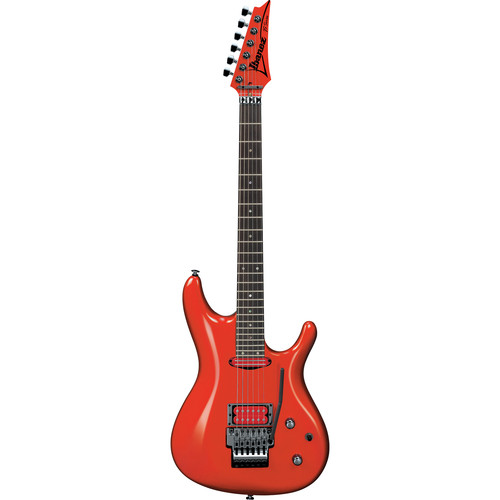 Ibanez JS2410 Joe Satriani Signature Series Electric Guitar (Muscle Car Orange)
