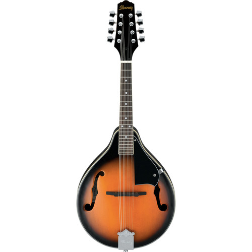 Ibanez M510 A-Style Mandolin (Brown Sunburst High Gloss)