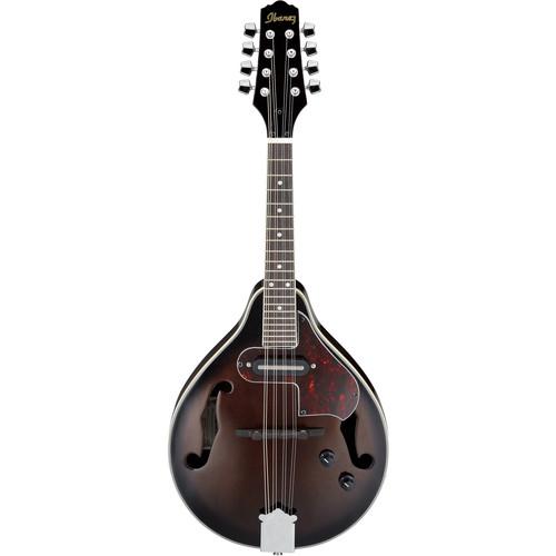 Ibanez M510E A-Style Acoustic/Electric Mandolin (Dark Violin Sunburst)
