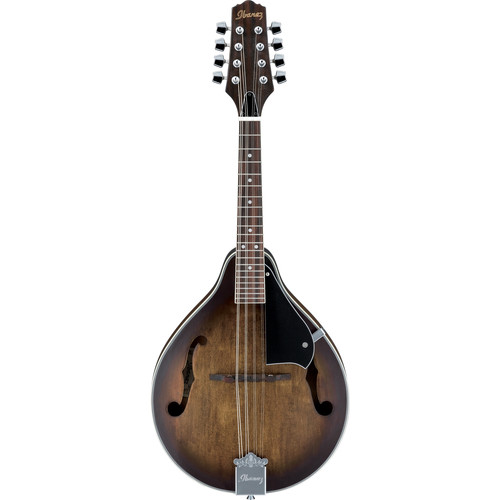 Ibanez M510 A-Style Mandolin (Open Pore Vintage Sunburst)
