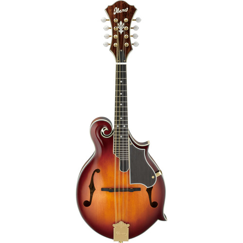 Ibanez M700S F-Style Mandolin (Antique Violin Sunburst High Gloss)