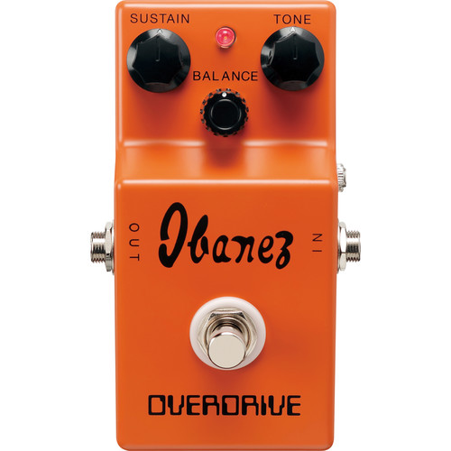Ibanez OD850 Limited Edition Overdrive Pedal