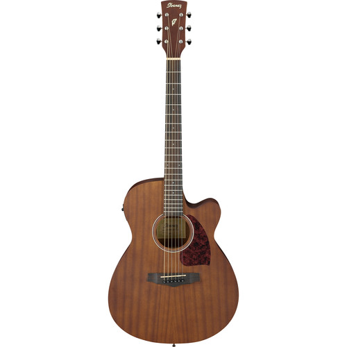 Ibanez PC12MHCE Performance Series Grand Concert Acoustic/Electric Guitar (Open Pore Natural)