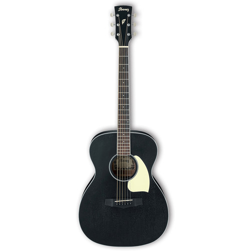 Ibanez PC14 PF Performance Series Acoustic Guitar (Weathered Black, Open Pore)