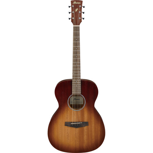 Ibanez PC18MH Performance Series Grand Concert Acoustic Guitar (Mahogany Sunburst High Gloss)