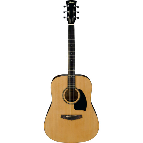 Ibanez PDR10NT PF Performance Series Dreadnought Acoustic Guitar (Natural)