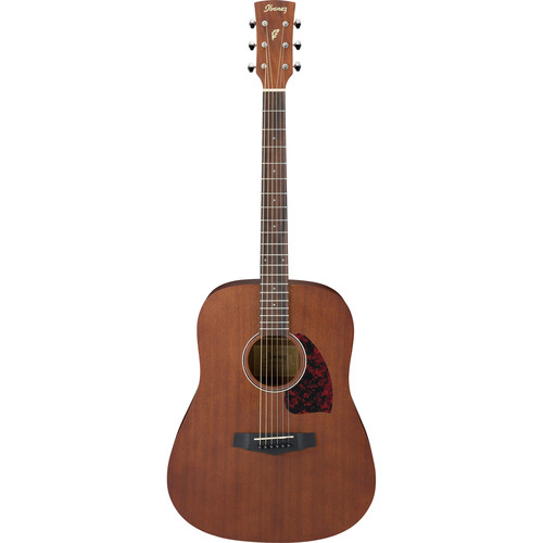 Ibanez PF12MH PF Performance Series Dreadnought Acoustic Guitar (Open Pore Natural)