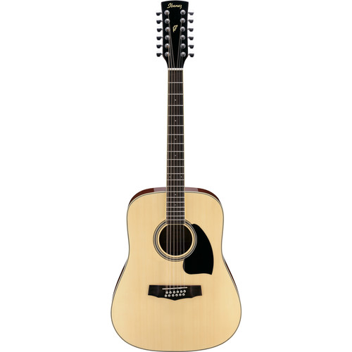 Ibanez PF1512 PF Performance Series 12-String Acoustic Guitar (Natural)