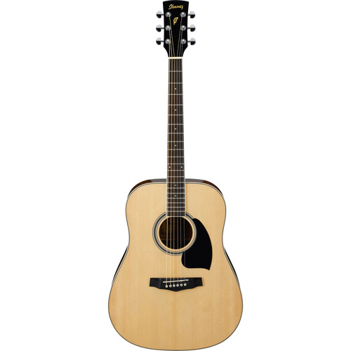Ibanez PF15 Performance Dreadnought Acoustic Guitar with Spruce Top (Natural High Gloss)
