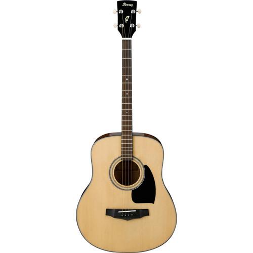Ibanez PFT2 PF Performance Series 4-String Tenor Guitar (Natural High Gloss)