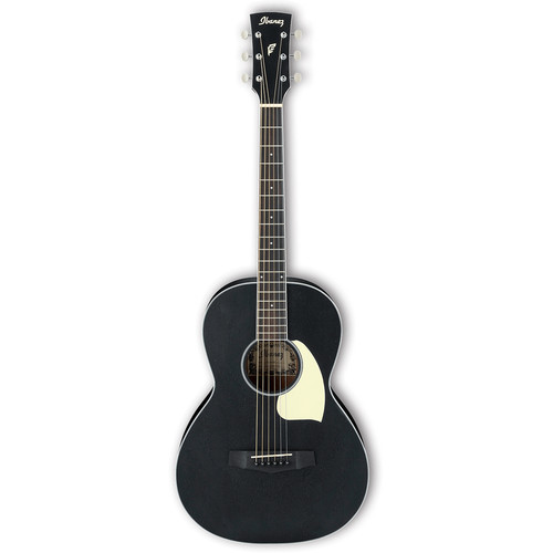 Ibanez PN14 PF Performance Series Acoustic Parlor Guitar (Weathered Black, Open Pore)