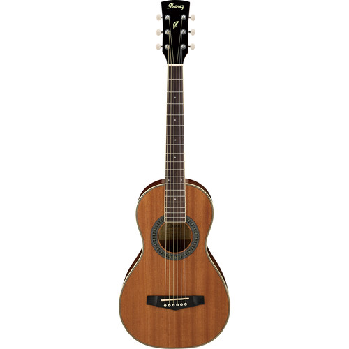 Ibanez PN1MH PF Performance Series Acoustic Parlor Guitar (Natural, High Gloss)