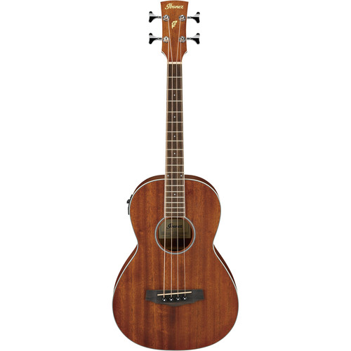 Ibanez PNB14E Acoustic/Electric Bass (Open Pore Natural)