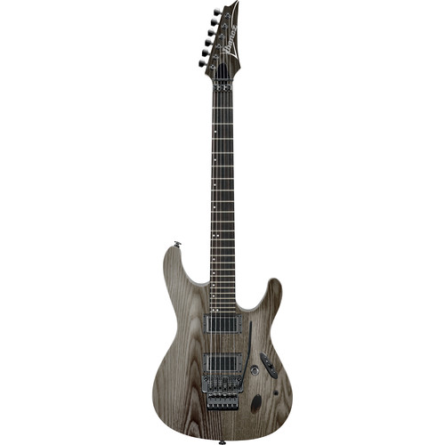 Ibanez Paul Waggoner Signature Series Electric Guitar with Case (Black Stain)