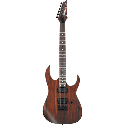 Ibanez RG421RW Electric Guitar (Charcoal Brown)