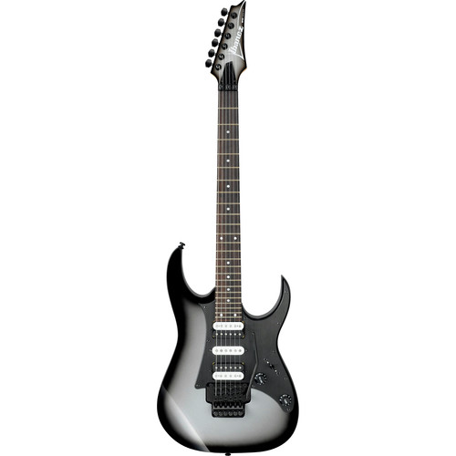 Ibanez RG450EX RG Series Electric Guitar (Metallic Silver Sunburst)
