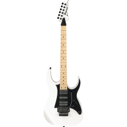 Ibanez RG450MB RG Series Electric Guitar (White)