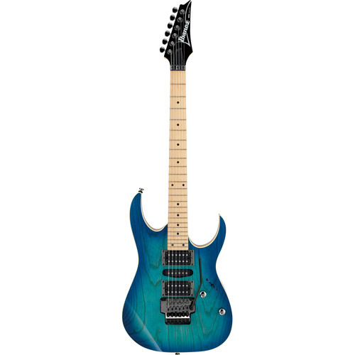 Ibanez RG470AHM RG Standard Series Electric Guitar (Blue Moon Burst)