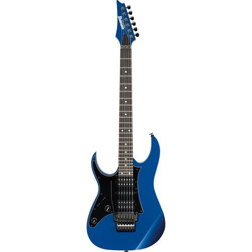 Ibanez RG655L Prestige Series Electric Guitar with Case (Left-Handed,Cobalt Blue Metallic)
