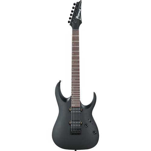 Ibanez RGA32 RGA Standard Series Electric Guitar (Weathered Black)