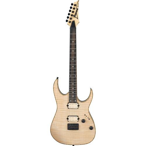 Ibanez RGEW521FM RG Standard Series Electric Guitar (Natural Flat)