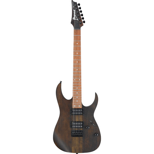 Ibanez RGRT421 RG Standard Series Electric Guitar (Walnut Flat)